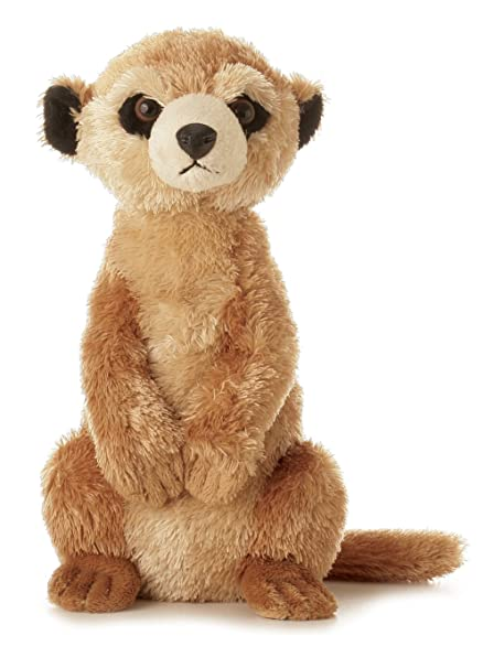 Aurora World 12170E Flopsies Meerkat 8-inch - Brown