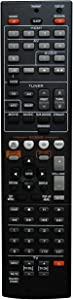 Hotsmtbang Replacement Remote Control for Yamaha RX-V465 RX-465BL RAV331 WT92670 RAV332 HTR-3064 HTR-3064BL 5.1-Channel Digital Home Theater Receiver