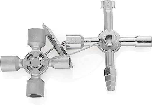 SB Universalschlüssel für Masten mit Außen-Vierkant