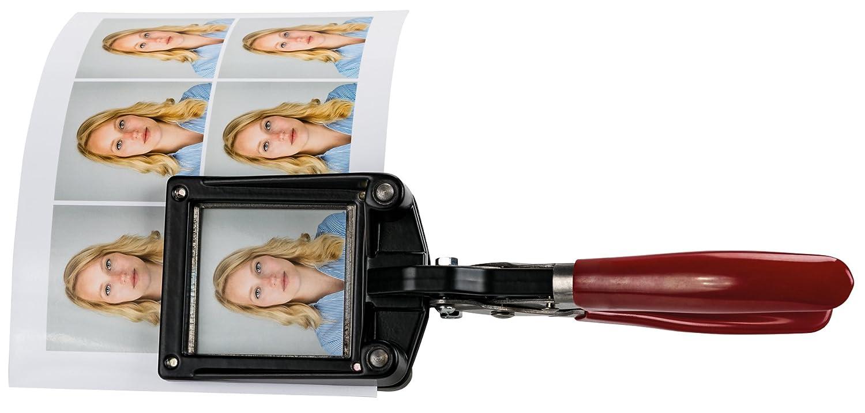 Dörr Passbildstanze zum zum zum exakten Ausstanzen von Passbildern, 35 x 45mm, B0036B0QLI   Verschiedene Arten Und Die Styles  5063df