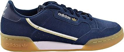 adidas Continental 80 Chaussures de Tennis pour Homme Bleu ...