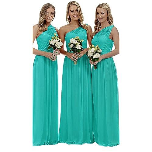 Blue Turquoise Bridesmaid Dresses: Amazon.com