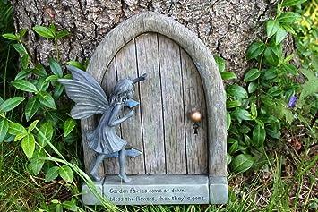 Fairy door in garden images galleries for Amazon uk fairy doors