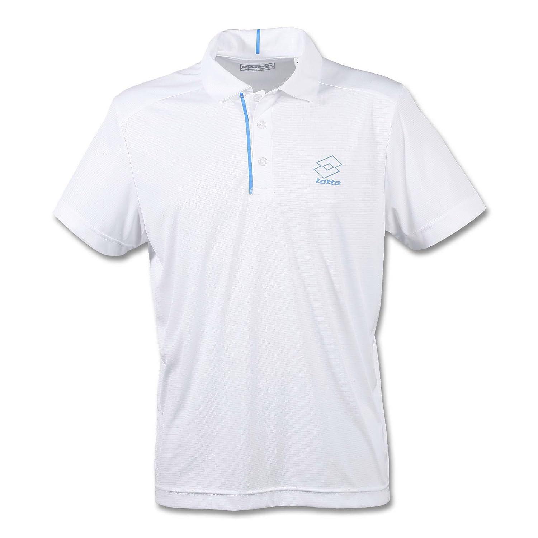 Lotto Polo Kent pl, Hombre, White/Aquarius: Amazon.es: Deportes y ...