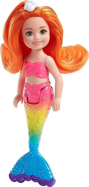 barbie sirena arcobaleno