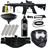 Action Village Tippmann US Army Alpha Elite Foxtrot Paintball Gun Package Kit