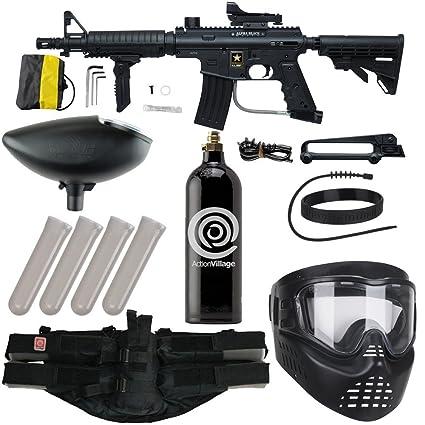Amazon Com Action Village Tippmann Us Army Alpha Elite Foxtrot