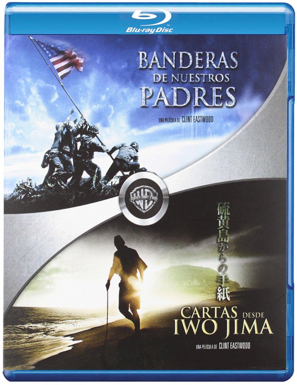 Banderas de nuestros padres + Iwo Jima (BR) [Blu-ray ...