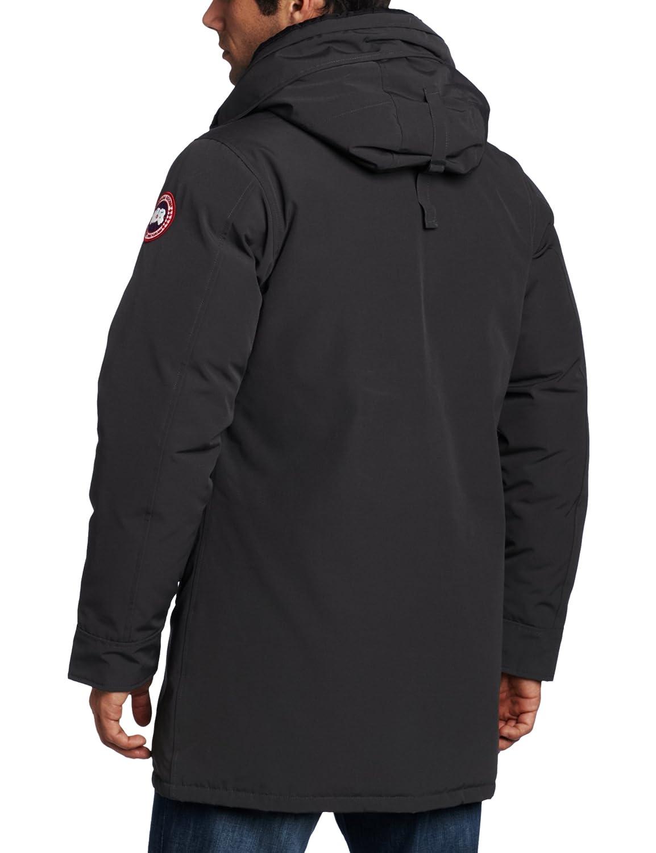 24183bd0007 Amazon.com: Canada Goose Men's Langford Parka: Clothing