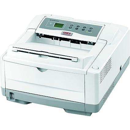 amazon com okidata 62446601 b4600 black mono led single rh amazon com oki b4600 maintenance manual okidata b4600 owners manual