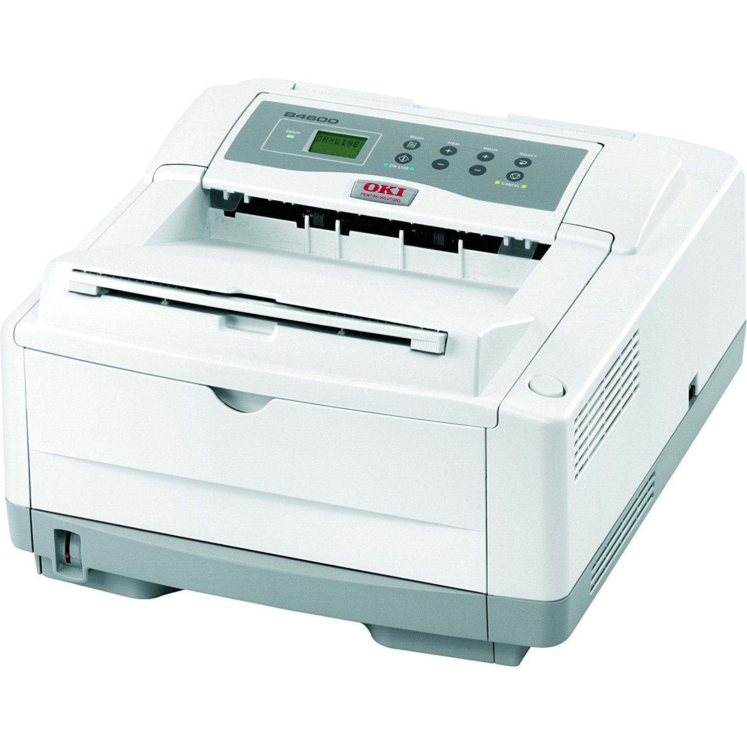 OKIDATA 62446601 – B4600 BLACK – MONO – LED – SINGLE FUNCTION – PRINTER – 27 PPM –