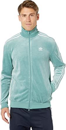 adidas Originals Men's Cozy Track Top