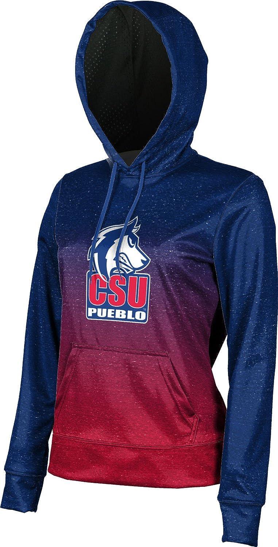 Ombre School Spirit Sweatshirt ProSphere Colorado State University Pueblo Girls Pullover Hoodie