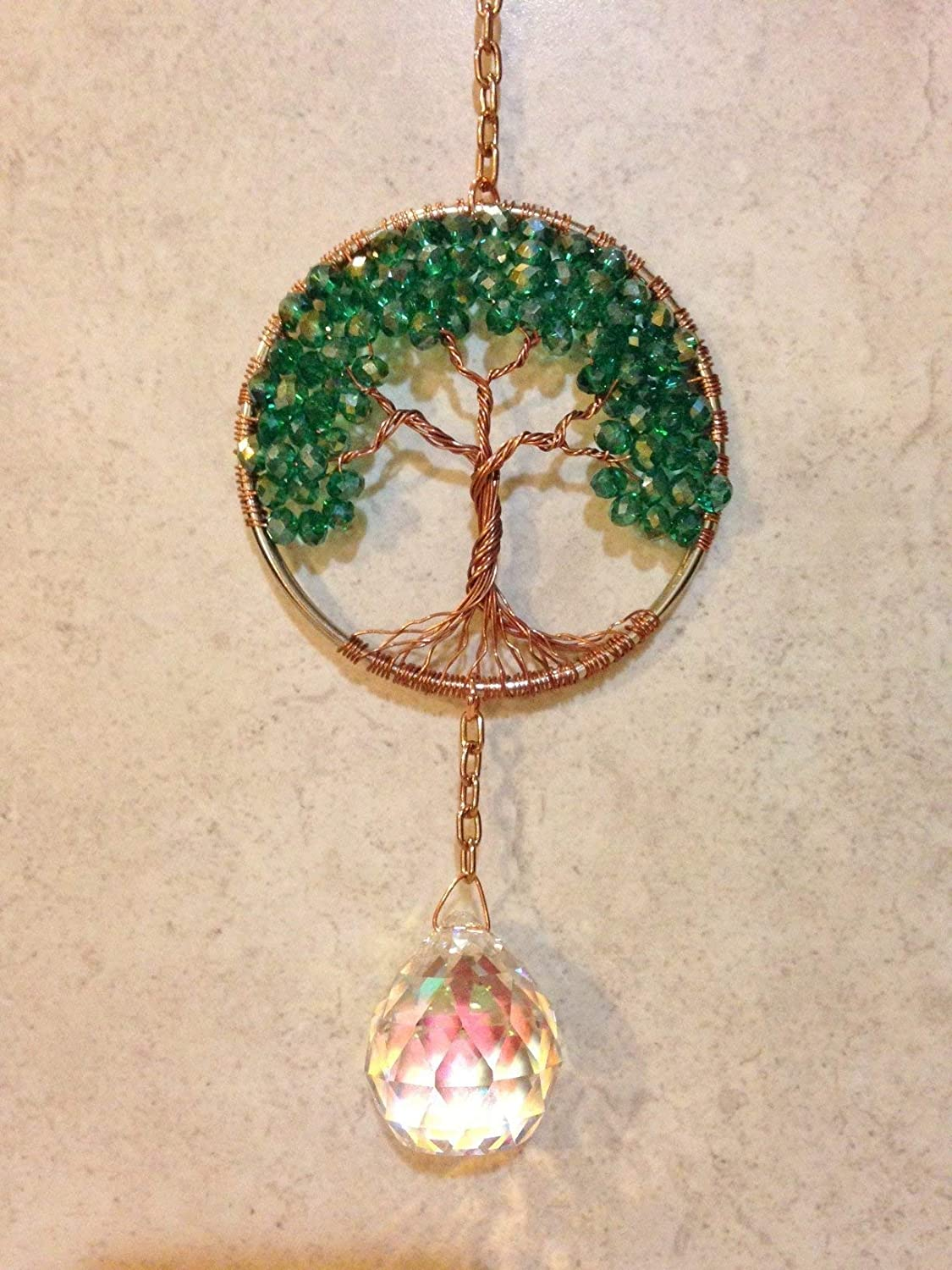 Large Healing Hands Ornament