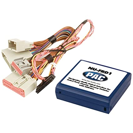 PAC NU-FRD1 Navigation Unlock Interface for Ford, Lincoln, and Mercury  Vehicles with Navigation