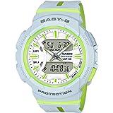 Casio Baby-G BGA-240 Two-Tone Series White Green Watch BGA240L-