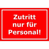 nur fГјr personal!