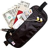 ウエストポーチ 旅行 パスポートケース スキミング防止 薄型 海外旅行 便利グッズ 旅行便利グッズ