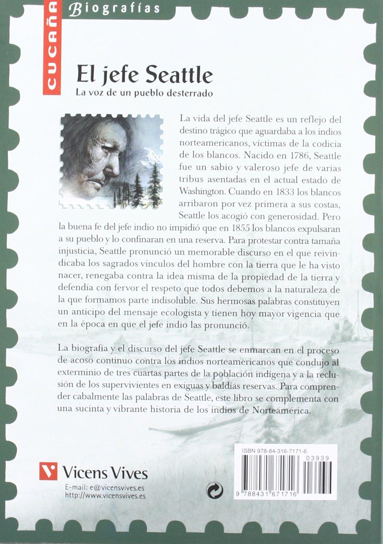 EL JEFE SEATTLE N/C: 000001 Colección Cucaña Biografías ...