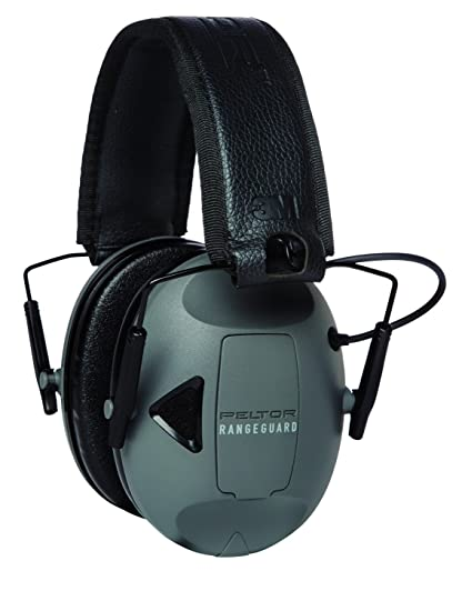 Peltor Sport RangeGuard Electronic Hearing Protector (ADULTS)