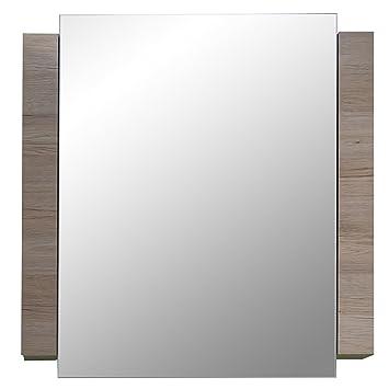 Trendteam Smart Living Badezimmer Spiegelschrank Spiegel Campus 60