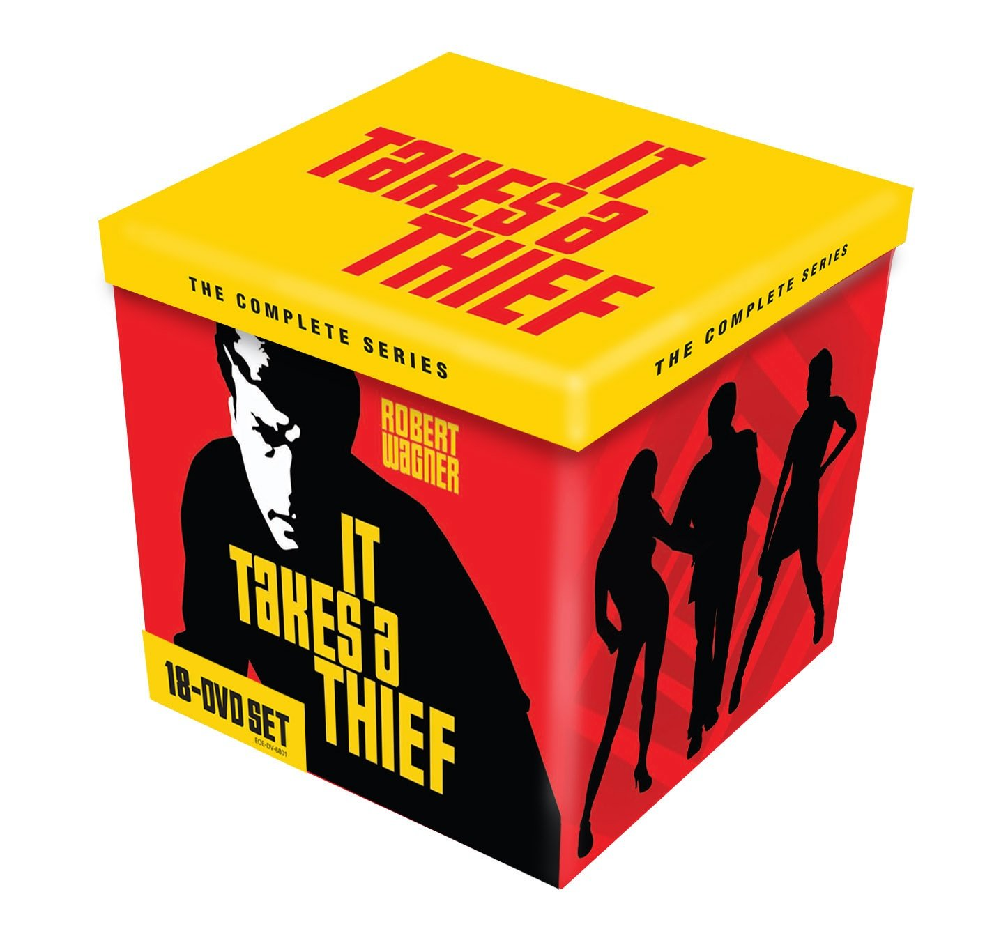 It Takes a Thief: The Complete Series [DVD] [Import] B005DKS1Z8