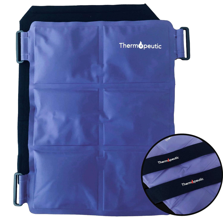 Amazon.com: Thermopeutic XL Premium Reutilizable hielo ...