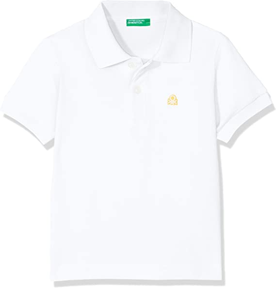 United Colors of Benetton H/S Polo Shirt, Niños: Amazon.es: Ropa y ...