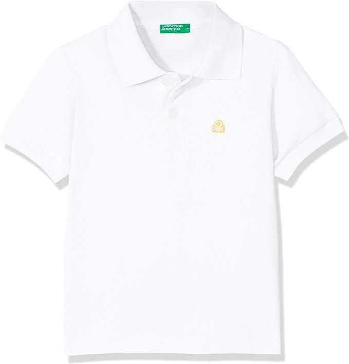 United Colors of Benetton H/S Polo Shirt, Niños: Amazon.es: Ropa y ...