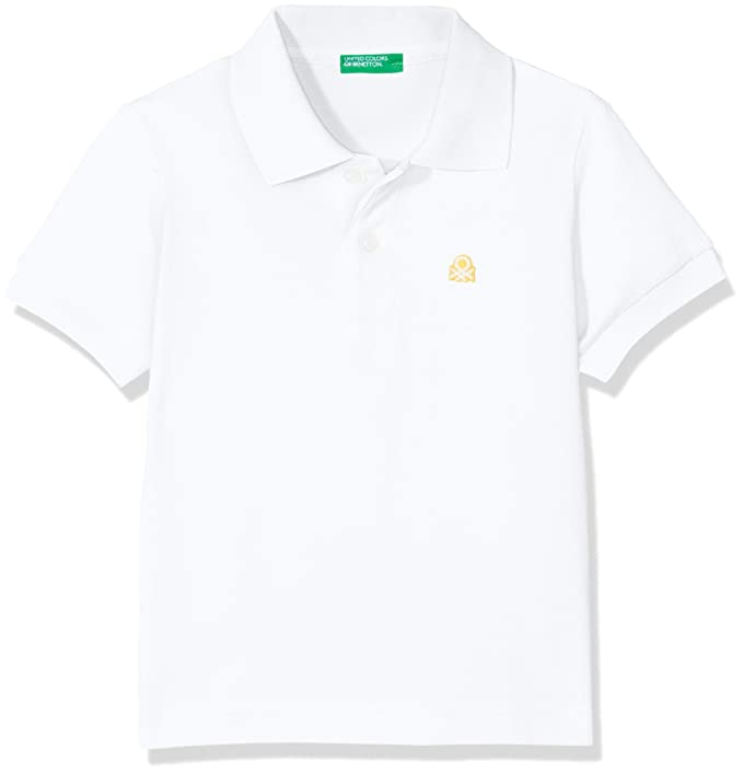 United Colors of Benetton H/S Polo Shirt, Niños: Amazon.es: Ropa y accesorios