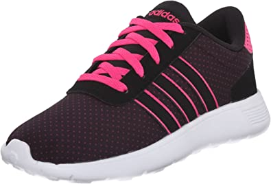 adidas Unisex-Child LITE Racer K Running Shoe