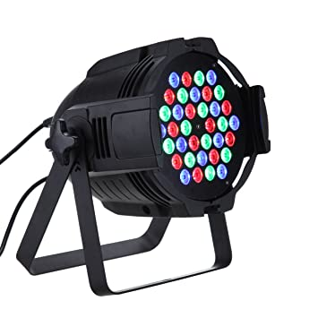 Spot Projecteur Led 36w Dj 36 Lampe Stroboscopique Couleurs Rgb 4A5RLj