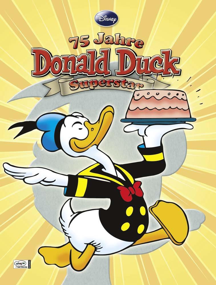 75 Jahre Donald Duck Superstar Gebundenes Buch – 18. Mai 2009 Carl Barks Don Rosa Marco Rota Bianca Iosivoni