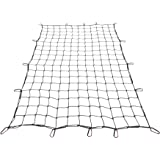 Orion Motor Tech 4x6 ft Heavy Duty Cargo Net for Pickups SUVs Vans Semis | 8x12ft Max Bungee Cord Net for Truck Bed Roof…