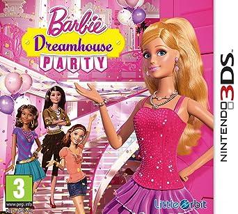 Barbie Dreamhouse Party Nintendo 3ds Amazon De Games