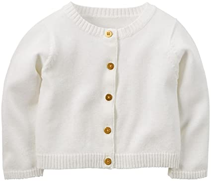 b762b6955 Amazon.com  Carter s Baby Girls  Cardigan (Baby)  Clothing