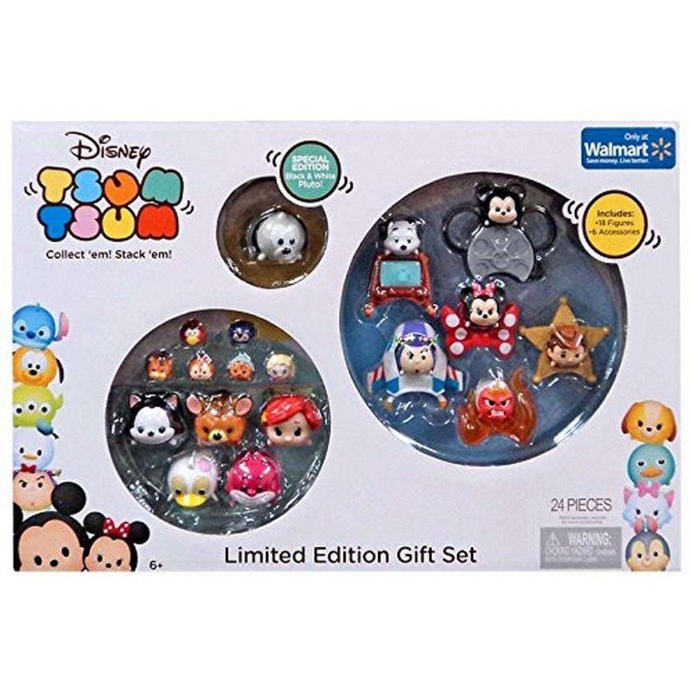 Disney Tsum Tsum 24 Piece Limited Edition Exclusive Set