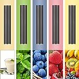 DBL プルームテック互換 フレーバーカートリッジ 5種メンソール ビタミン配合 大人気5本セット MIX-1