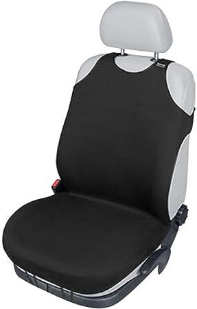 ZentimeX Z740459 Sitzbezug Einzelsitz T-Shirt-Design Baumwolle dunkel grau