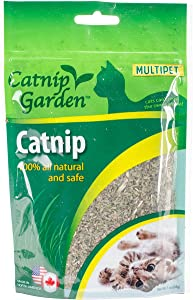 Multipet Gusseted Bag of Catnip Toy