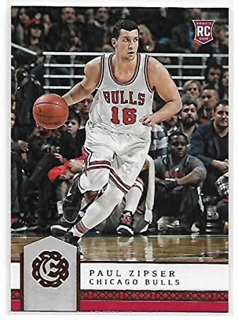 Excalibur Baloncesto NBA 2016 - 17 27 Paul ZIPSER Bulls: Amazon.es ...