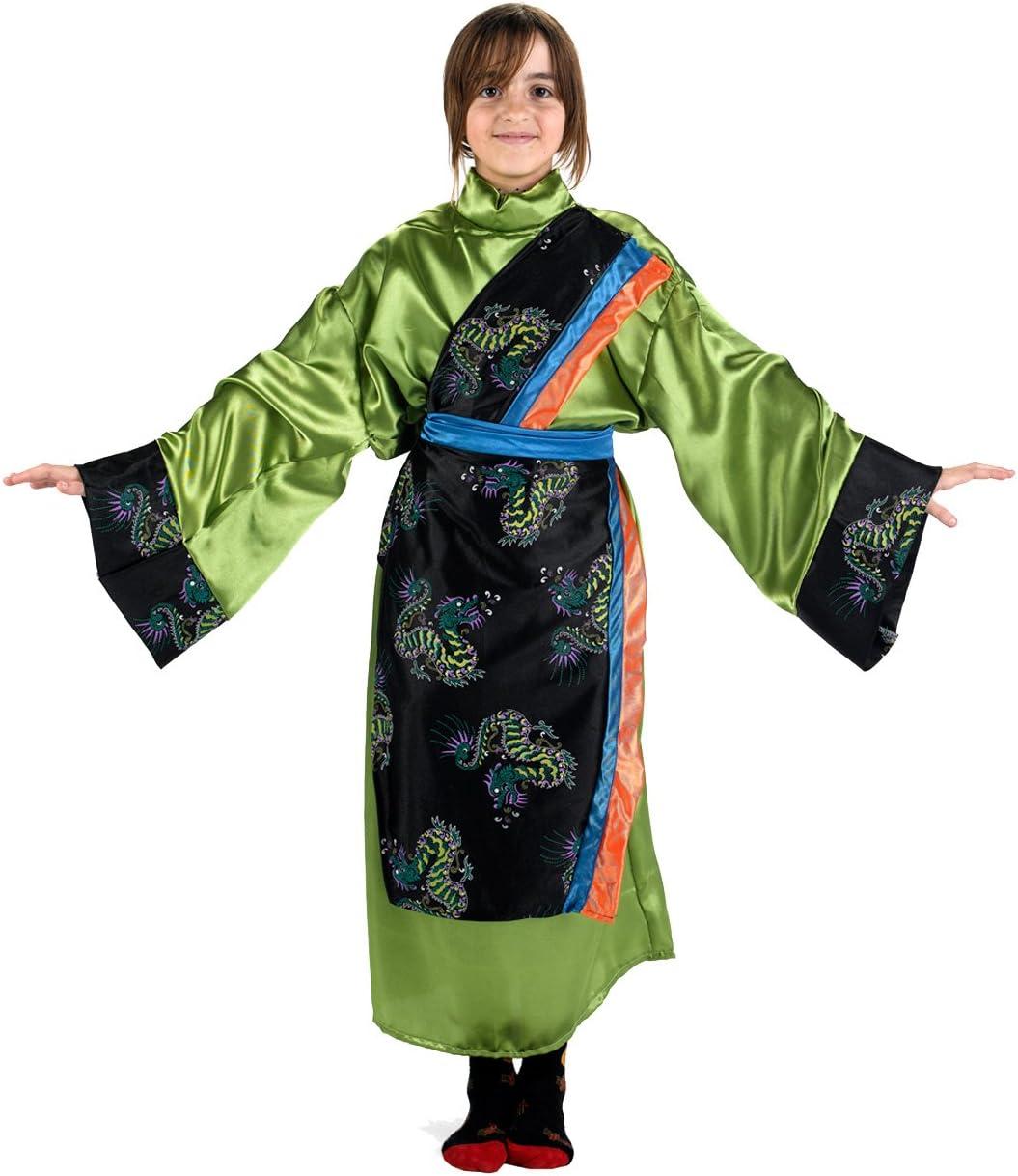 Atosa - Disfraz de kimono para niña, talla 4-6 años: Amazon.es ...