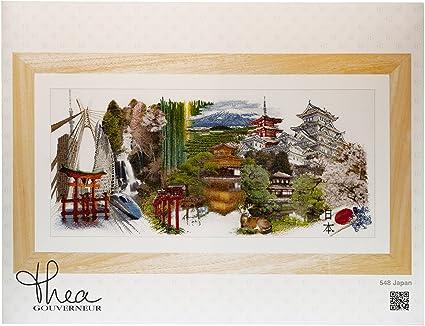 Thea Gouverneur Giappone da Cross Stitch