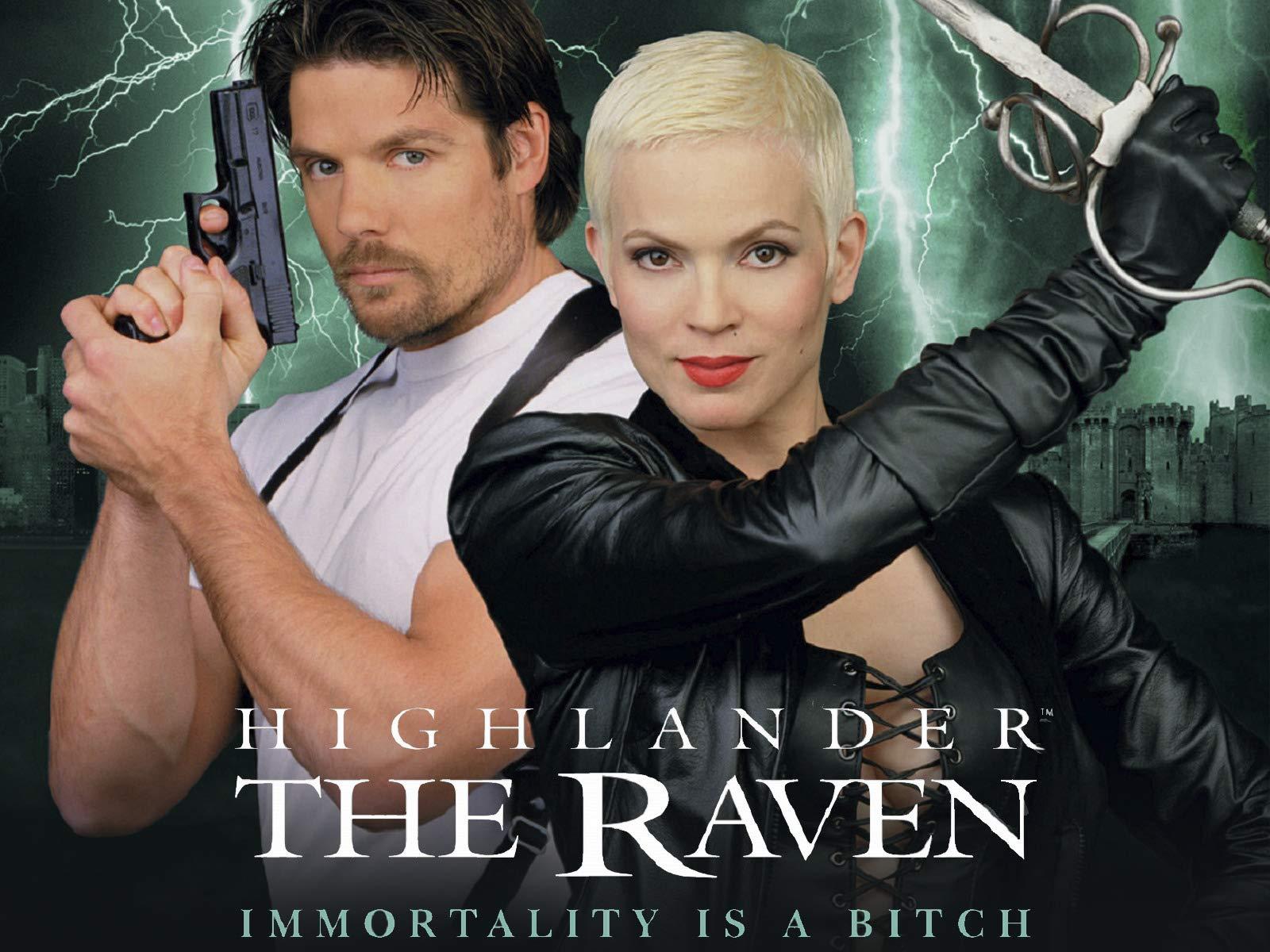 Highlander - The Raven on Amazon Prime Video UK