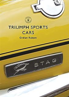 Triumph Sports Cars (Shire Library)