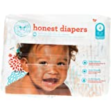 Honest Diapers, Balloons, Size 4, 29 Count