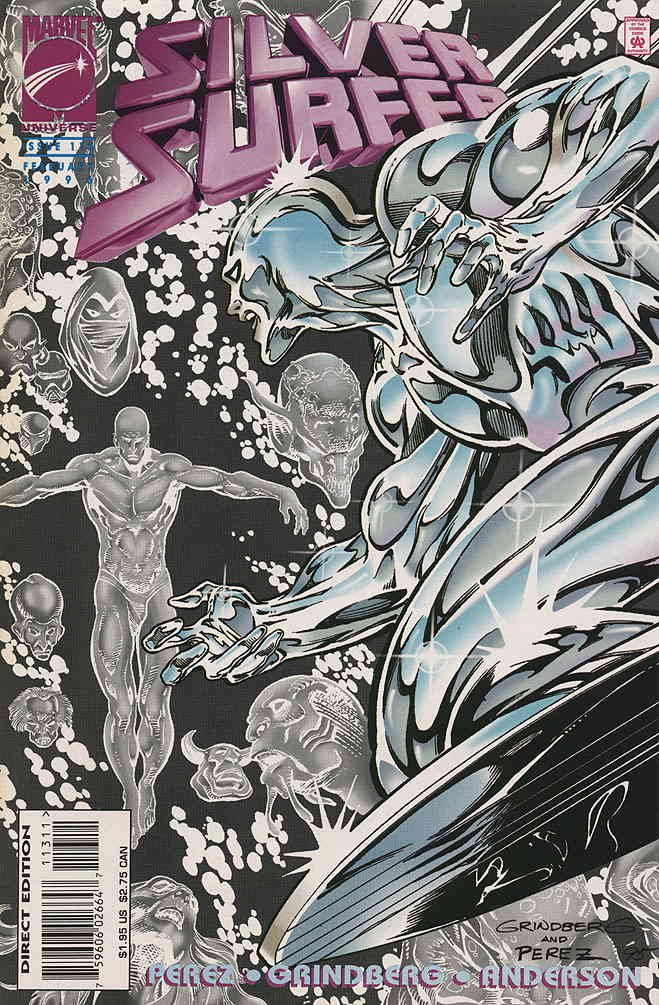 Silver Surfer, The (Vol. 3), Edition# 113