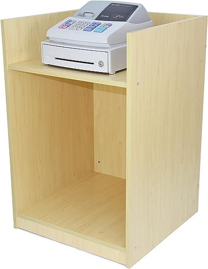 MonsterShop - Mostrador TB60 para Caja Registradora con Acabado en ...