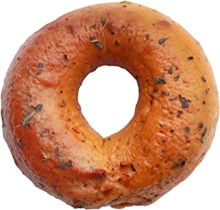 product image for Greater Knead Gluten Free Bagel - Tomato Basil - Vegan, non-GMO, Free of Wheat, Nuts, Soy, Peanuts, Tree Nuts (12 bagels)