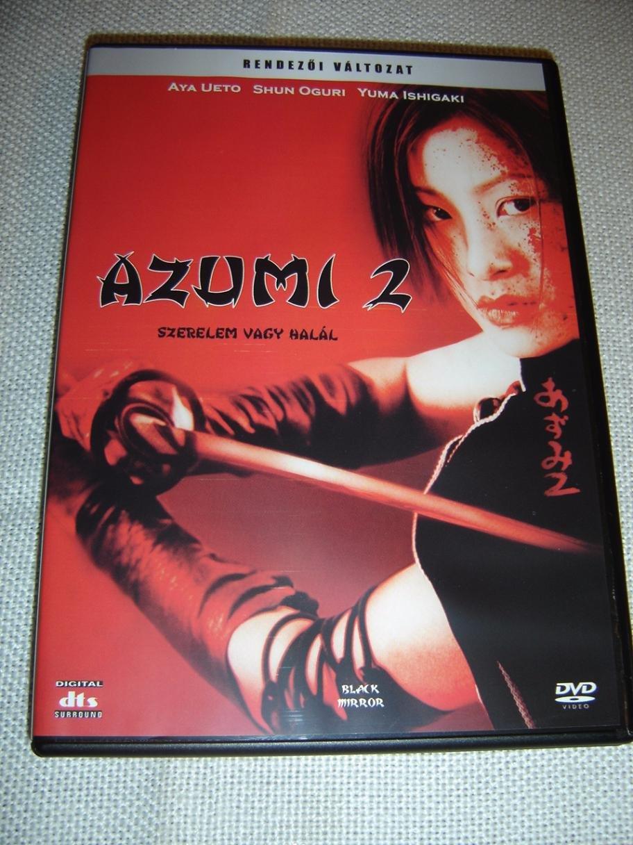 Amazon.com: Azumi 2: Szerelem vagy halál / Death or Love ...